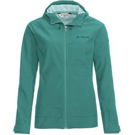 VAUDE Skomer S II Jacket Women nickel green